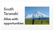 South Taranaki Alive With Opportunities